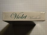 Сигареты Violet Metnthol slims фото 5