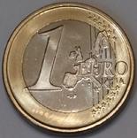 Фінляндія 1 євро, 2000 фото 2