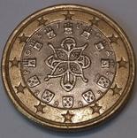 Португалія 1 євро, 2002