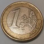 Португалія 1 євро, 2002 фото 2