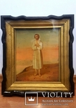Икона Святой Алексий Человек Божий, 19 век. Акафист Св. Алексию Человеку Божьему