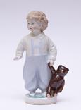 Мальчик с мишкой, ЛФЗ photo 1