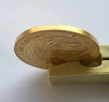 Золотая школьная медаль УССР. photo 7