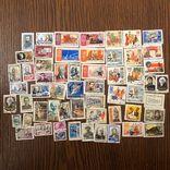 Набір марок 1961р., фото №2