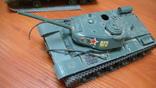 Танк СССР, сборная модель, 2 шт, фото №3