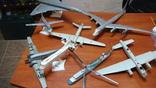 Самолеты СССР, сборная модель, 8 шт, Ту-144, Як-40, Як-24, фото №2