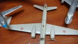 Самолеты СССР, сборная модель, 8 шт, Ту-144, Як-40, Як-24, фото №6