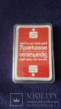 Нераспечатанная колода игральных карт Германии, фото №2