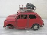 Машинка, жесть, фото №2