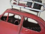 Машинка, жесть, фото №6