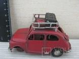 Машинка, жесть, фото №9