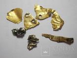 Античные части украшений