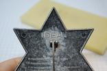 Знак Sheriff Texas. Шериф Звезда. США. Большой.копия, фото №6