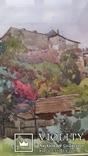 Кононов Г. 1956р., 40,5х30 см, папір, акварель, фото №4