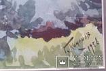 Кононов Г. 1956р., 40,5х30 см, папір, акварель, фото №5
