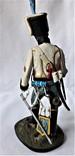 Коллекционный солдат (8), большие, Германия, начало 1990-х годов, фото №10