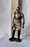 Коллекционный солдат (12), большой, Германия, начало 1990-х годов, фото №2