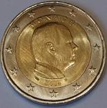 Монако 2 євро, 2014