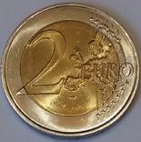 Монако 2 євро, 2014 фото 2