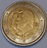 Іспанія 2 євро, 2014 Король Філіп VI