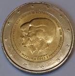 Нідерланди 2 євро, 2013 Коронація Короля Віллема-Олександра