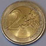 Нідерланди 2 євро, 2013 Коронація Короля Віллема-Олександра фото 2