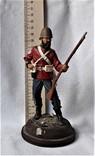 Коллекционный солдат (21), большой, Германия, начало 1990-х годов, фото №2
