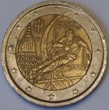 Італія 2 євро, 2006 XX Зимові Олімпійські ігри, Турин 2006