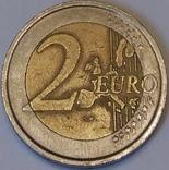 Італія 2 євро, 2006 XX Зимові Олімпійські ігри, Турин 2006 фото 2