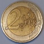Німеччина 2 євро, 2007 Шверинська Фортеця, Мекленбург-Передня Померанія фото 2