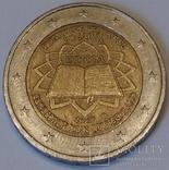 Німеччина 2 євро, 2007 50 років підписання Римського договору