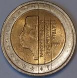 Нідерланди 2 євро, 1999