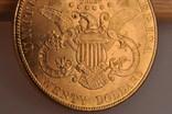 20 долларов 1907 год. фото 8