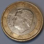 Іспанія 1 євро, 2015