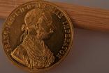 Австрия 4 дуката 1915 золото 13,98 грамм 986' фото 3