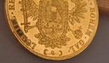 Австрия 4 дуката 1915 золото 13,98 грамм 986' фото 11