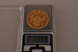 Австрия 4 дуката 1915 золото 13,98 грамм 986' фото 12