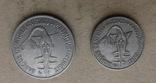 Цар (комплект) 50 и 100 франков, фото №3