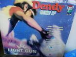 Игровая приставка Dendy Junior Up, нет блока питания.