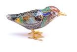 Птичка клуазоне photo 1