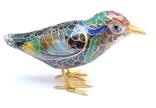 Птичка клуазоне photo 2
