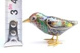 Птичка клуазоне photo 5