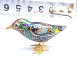Птичка клуазоне photo 6