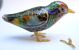 Птичка клуазоне photo 10