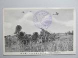 Япония, 1 мировая война, самолет штемпель, фото №2