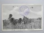 Япония, 1 мировая война, самолет штемпель, фото №4