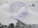 Япония, 1 мировая война, самолет штемпель, фото №5