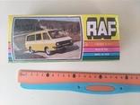 РАФ микроавтобус, фото №9