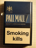 Сигареты PALL MALL BLUE