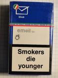 Сигареты Em@il blue фото 2